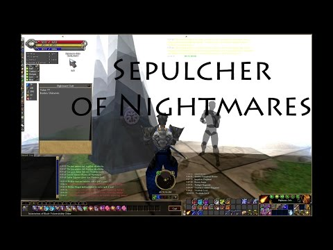 Asheron's Call Gameplay Ep. 11: Sepulcher of Nightmares