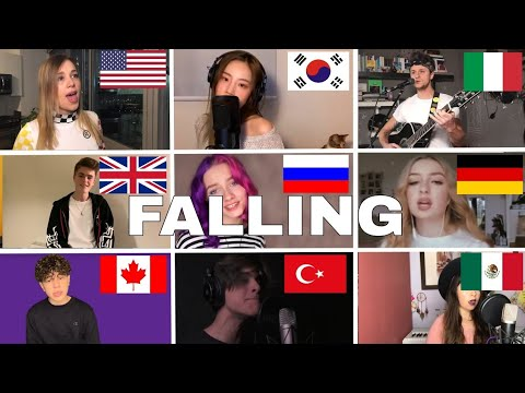 Who Sang It Better : Trevor Daniel - Falling (us,uk,turkey,germany,italy,russia,,mexico )