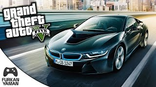 GTA 5 BMW İ8 MODU!!