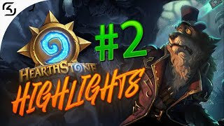 SK - Hearthstone Funny Moments & Highlights #3 (ft. AKAWonder &
