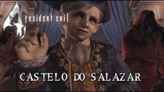 RESIDENT EVIL 4 #10 - Bem-Vindo O Castelo Do Salazar (PC Pro Gameplay em Inglês)