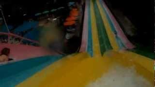 taumata racer aquatica water park orlando gopro hd