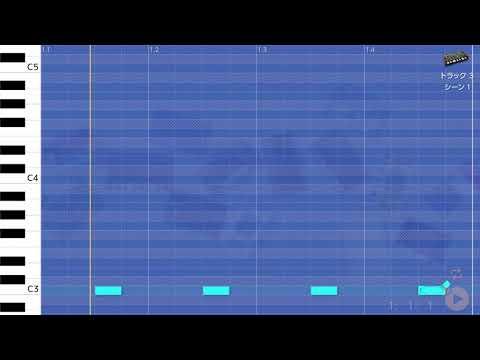 画像2: 09 ベースを入れてみる バレッドプレス KORG Gadget for Nintendo Switch講座 www.youtube.com