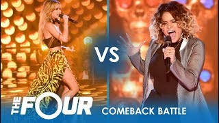 Stephanie Zelaya vs Whitney Reign: HOT Latin Fire Faces R&B Sass! | S2E7 | The Four