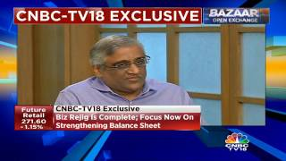 Expect Future Consumer Sales To Hit The Rs 20,000 Cr Mark By 2020-21: Kishore Biyani