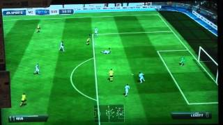 FIFA 13 Demo GAMEPLAY