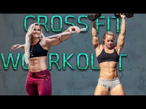 Crossfit Motivation Women Training - Fitlike Dani Elle Workout