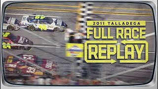 NASCAR Classic Race Replay: 2011 Aaron's 499 | Talladega Superspeedway