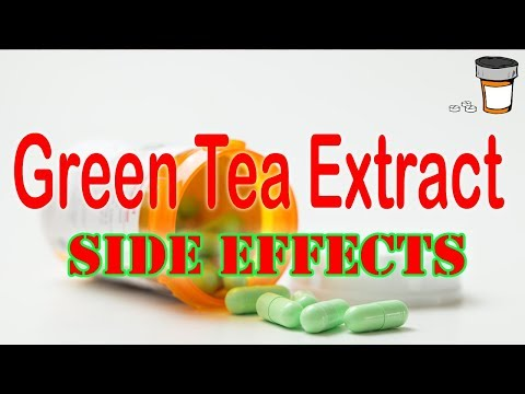 Green Tea Extract (SIDE EFFECTS)