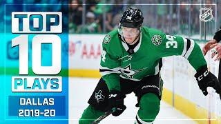Top 10 Stars Plays of 2019-20 ... Thus Far   NHL