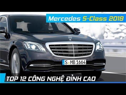 TOP 12 CÔNG NGHỆ ĐỈNH CAO TRÊN MERCEDES S-CLASS 2019 | XE24h