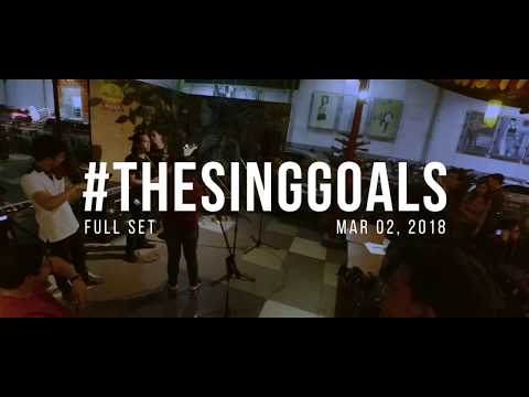 #TheSingGoals - Battle of the Houses (FULL SET) [03-02-2018]