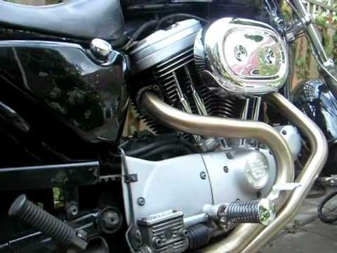 1998 Harley Davidson Fxd 1340 Evo Dyna Glide Supertrapp
