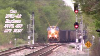Two Days of Rail Action At Shen