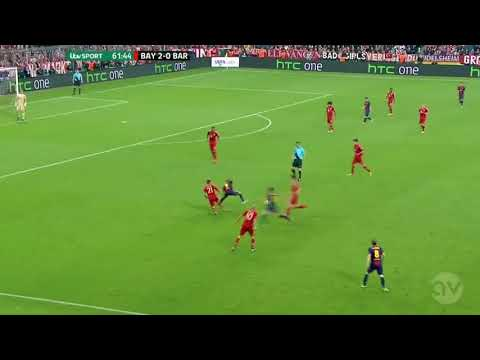 How Tiki-Taka was DESTROYED - Bayern Munich - Barcelona 4 - 0 Tactical analysis