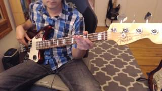 Gimme Sympathy (Metric) bass cover