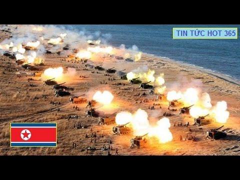 Download Tin Mới Nhất Biển Đông Tối 18/4 - Phát hoảng 500,000viên/h Uy lực Kh,ủng kh,iếp pháo Triều Tiên