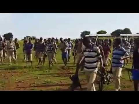 Molla Asgedom & His Soldiers at Ethiopia-Eritrea Border VIDEO CREDIT  Ethiopia First