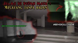 SOSOK MENGERIKAN TANPA TUBUH TERBANG!!!