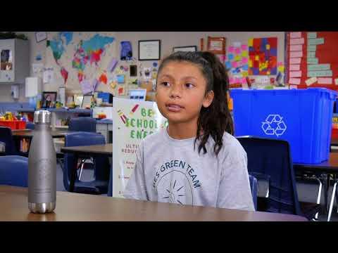 Barcelona Elementary School 2018 Arizona Recycling Coalition Grant Winner