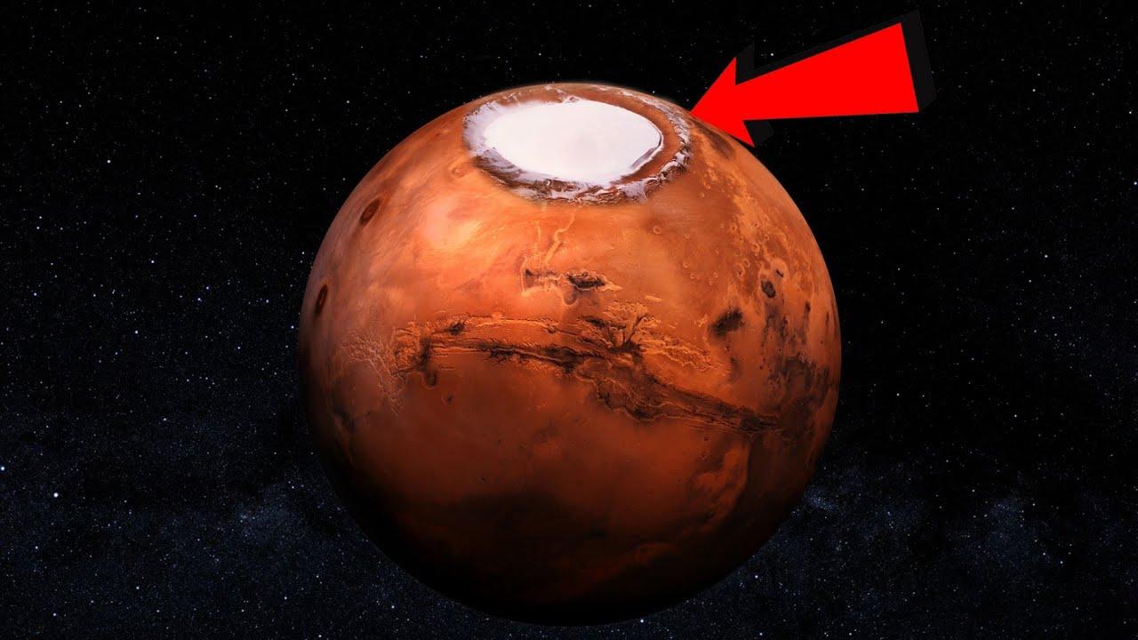 火星に生物は存在するか?