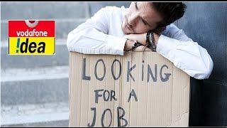 After idea vodafone merger employees loss job