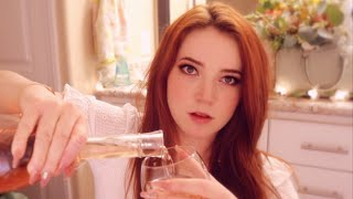 ASMR Celebrity Personal Assistant: Bedtime Bath (valley girl)