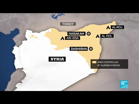 Turkish offensive in Syria: Will the fightings undo the gains made against the Islamic state group?