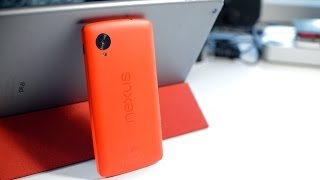 5 Things I love about the Google Nexus 5 (Red)