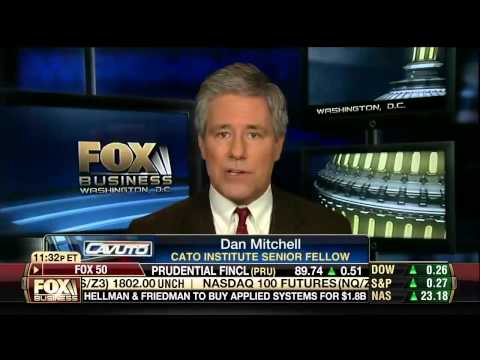 Dan Mitchell Discussing How the IRS and Obamacare May Facilitate Identity Theft