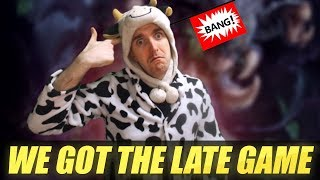 ALWAYS BELIEVE IN THE LATE GAME - Cowsep