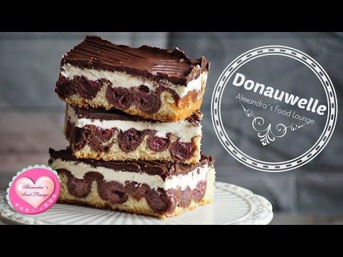 Donauwelle kuchen klassiker deutsche buttercreme youtube for Kuchen deutschland