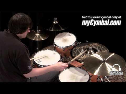 "Paiste 18"" Signature Traditional Light Flat Ride Cymbal (4302318-1012213O)"