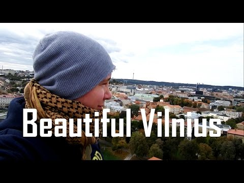 The magical Lithuania capital, Vilnius