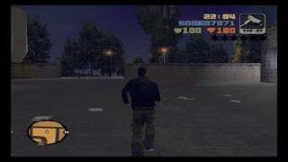 Grand Theft Auto 3 Mission - Bait