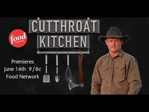 food network cutthroat kitchen announcement youtube