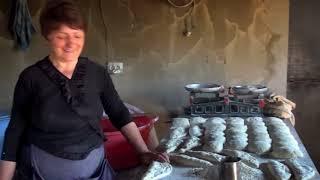 """""""Мамин хлеб"""" - Грузинский хлеб, выпекаемый в тонэ"""