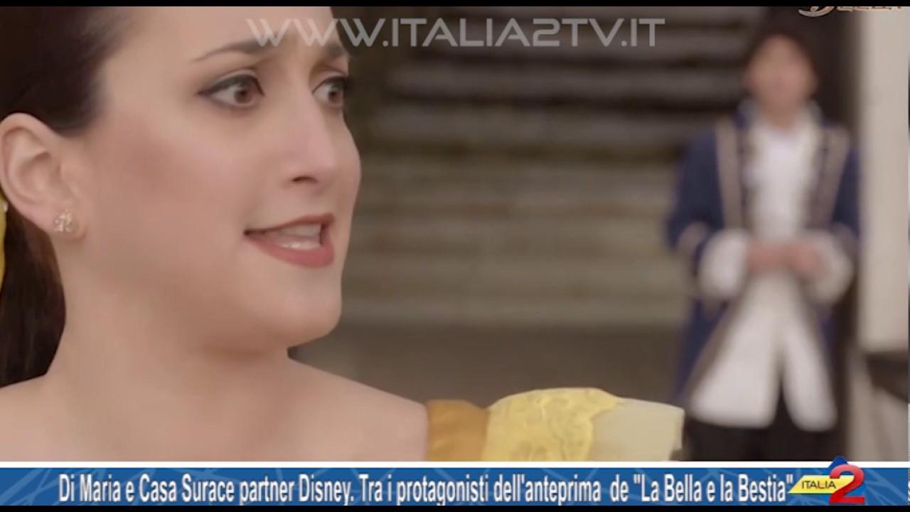 Andrea Di Maria e Casa Surace partner della Disney  YouTube