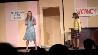 Bronx Science -Thoroughly Modern Millie - How the Other Half Lives
