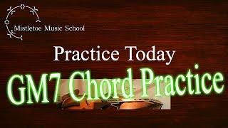 【Jazz Guitar Practice#9】2014/11/19「GM7上でコード遊びをしてみた!」
