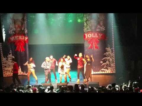 Todrick Hall; Twerk the Halls concert Pt. II