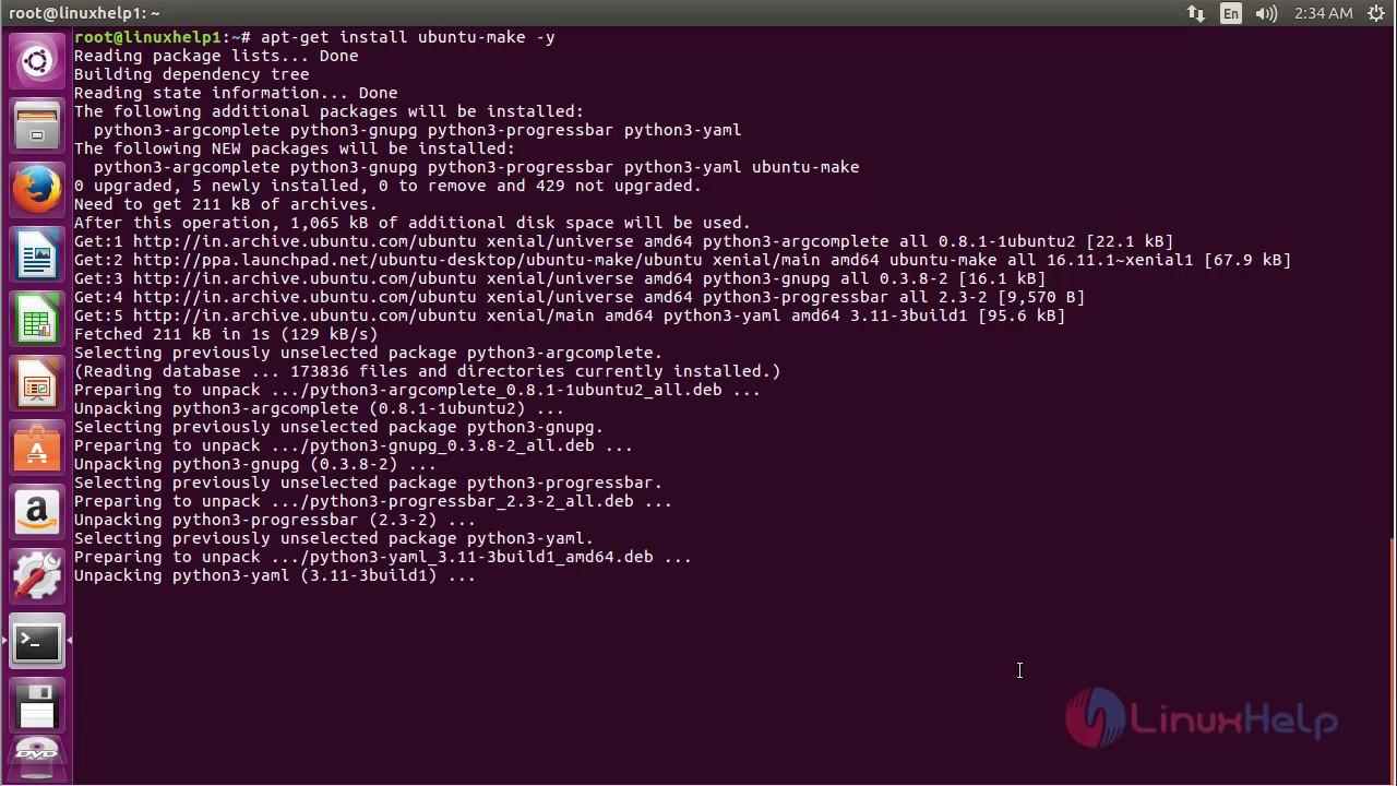 How to Install Ubuntu Make in Ubuntu | LinuxHelp Tutorials