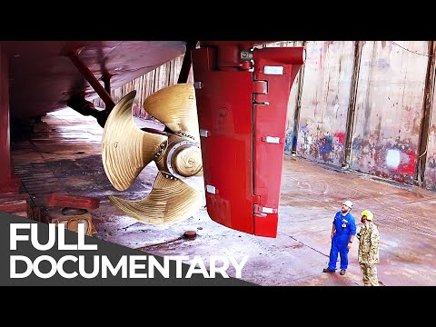 War Ship: Navy Vessel Heavy Maintenance | Mega Pit Stops | Episode 4 | Free Documentary