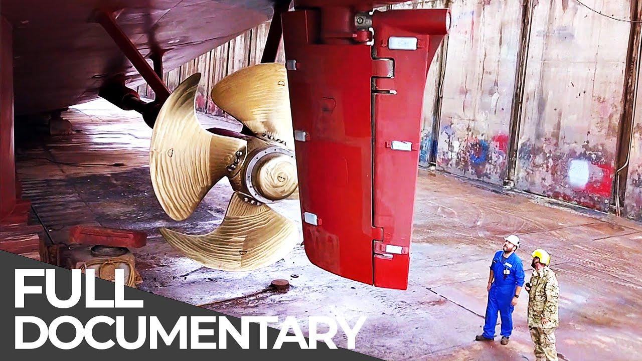 War Ship: Navy Vessel Heavy Maintenance | Mega Pit Stops | Episode 4 | Free Documentary