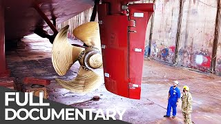 Download War Ship: Navy Vessel Heavy Maintenance | Mega Pit Stops | Episode 4 | Free Documentary Mp3 and Videos