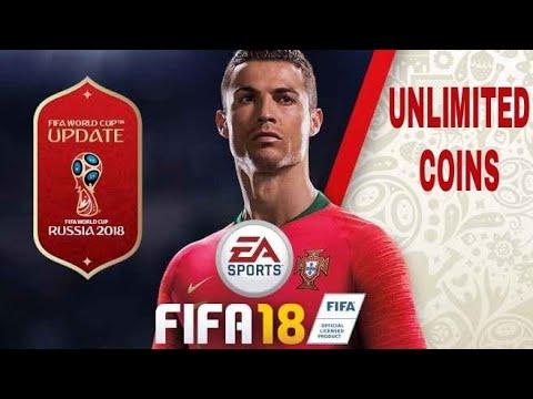 fifa mobile 18 mod apk download 2018