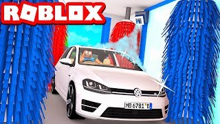 CARWASH TYCOON IN ROBLOX