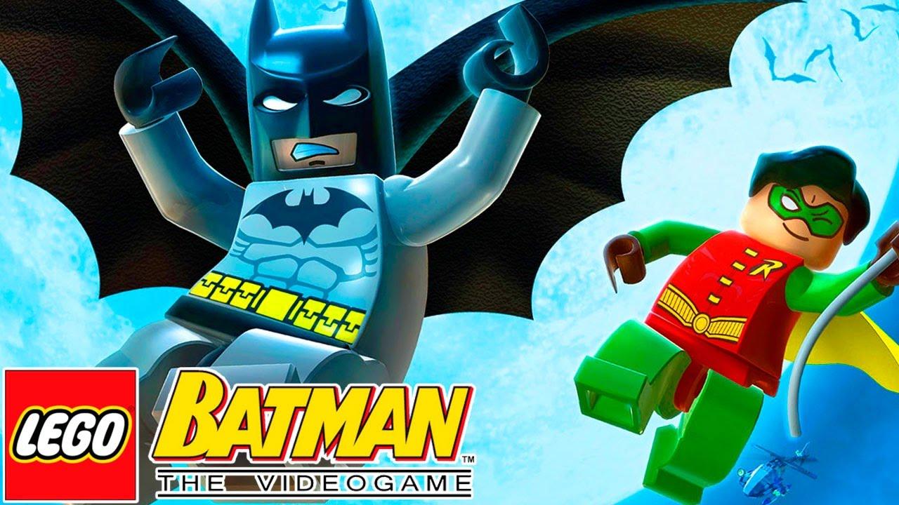 Lampada Lego Batman : O inicio da aventura lego batman the videogame #1 youtube
