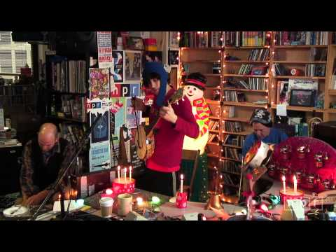 The MusicTapes: NPR Music Tiny Desk Concert