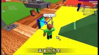 ROBLOX tutorial- A different way to fly on ROBLOX Building #Roto&Stick
